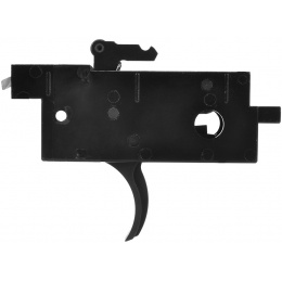 RA-Tech Airsoft Steel Trigger Assembly for WE M4 Series GBB Rifles