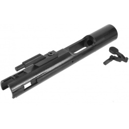 RA-Tech CNC Steel Bolt Carrier for WE M4 / M16 Airsoft GBB - BLACK