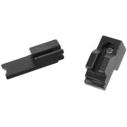 RA-Tech Airsoft CNC Steel Nozzle Guide for WE M4 Series GBBs