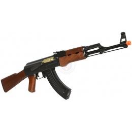 DE Airsoft AK47 Fully Automatic Electric AEG Rifle