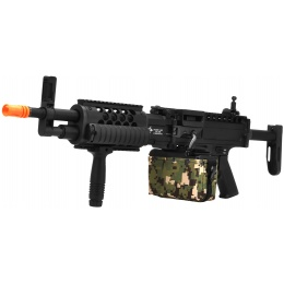 Knight's Armament Licensed Stoner 96 Airsoft LMG AEG Light Machine Gun