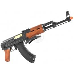 DE AK47S Fully Automatic AK47-S Electric AEG Rifle w/ Folding Stock