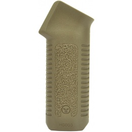 ARES Amoeba Motor Grip Upgrade for Amoeba M4 Series AEGs - TAN