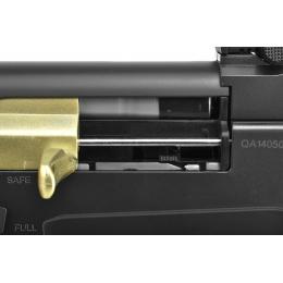 DE AK47 Spetsnaz Fully Automatic AEG Rifle w/ Folding Rear Stock