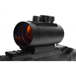 AMA 7-Intensity Airsoft 1x40 Red Dot Scope w/ Rail Mount