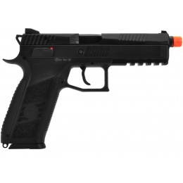 ASG CZ P-09 CO2 Blowback Licensed Airsoft Pistol - BLACK