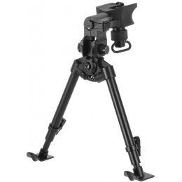 AGM Airsoft Retractable Bipod VSR-10 Style Rifle