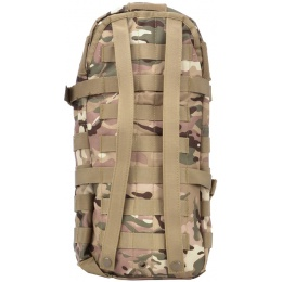 AMA MOLLE Alpha-8 Hydration Pack w/ Bladder Storage - LAND CAMO