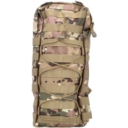 Lancer Tactical Tactical MOLLE Hydration Carrier for 2L Bladders [Nylon] - CAMO