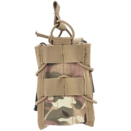 AMA 600D Single Rifle Magazine Pouch for M4/M16 Airsoft Guns - LAND CAMO