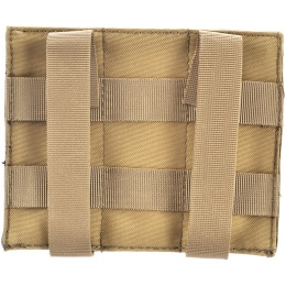 AMA Airsoft Tactical Triple Pistol Magazine Pouch - TAN