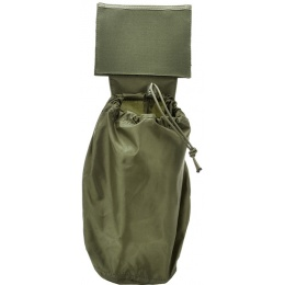 AMA Airsoft Tactical Magazine Recovery Dump Pouch - GREEN