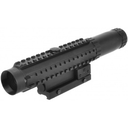 AMA Tactical 1-4x20 Airsoft Rifle Scope w/ 20mm Rails