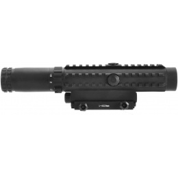 AMA Tactical 1-4x20 Airsoft Rifle Scope w/ 20mm Rails