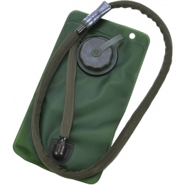 AMA Airsoft 1-liter Insulated Tactical Hydration Bladder - GREEN