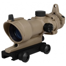 Trilogy Tactical 1x32 Red/Green Dot CombatOptix Scope w/ Mount