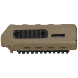 Magpul M-LOK Carbine Hand Guard w/ Rail Segments - FLAT DARK EARTH
