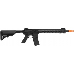 Echo1 SR-16E3 Carbine Mod2 AEG Licensed by Knight's Armament - BLACK