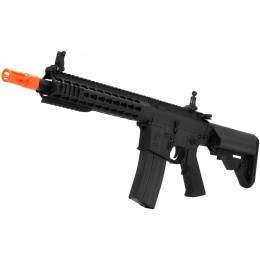 Echo1 SR-16E3 CQB Mod2 AEG Rifle Licensed by Knight's Armament - BLACK