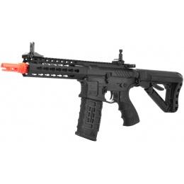 G&G Airsoft CM16 SRS M4 AEG Combat Machine Rifle 7-inch RIS - BLACK
