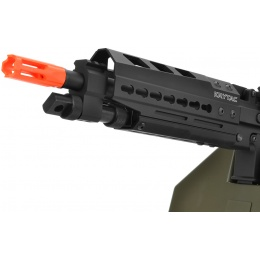 Krytac Trident LMG Enhanced KeyMod Edition Full Metal AEG - BLACK