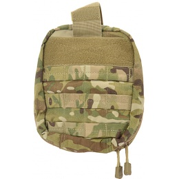 Condor Outdoor Tactical MOLLE Rip-Away EMT Pouch - MultiCam