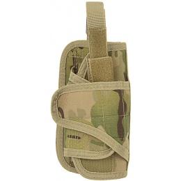 Condor Outdoor Tactical MOLLE VT Holster w/ Wrap-Around Design - MultiCam