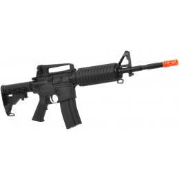 Cybergun Airsoft DPMS Mil-Spec M4A1 Full Metal AEG - BLACK