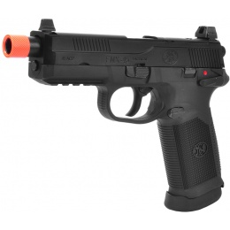 Cybergun FN Herstal FNX-45 Tactical Airsoft GBB Pistol - BLACK
