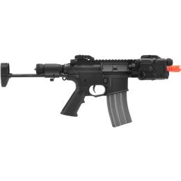 VFC Spartan SRX 303 M4 CQB Airsoft Full Metal AEG Rifle