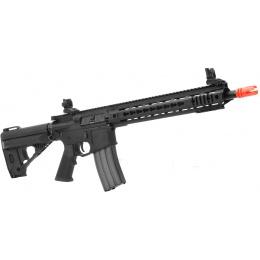 Spartan Full Metal Airsoft AEG SRX 300 Blackout Series 309 Carbine Rifle