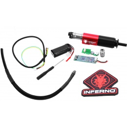 Wolverine INFERNO HPA System for V3 AK Series Airsoft AEG