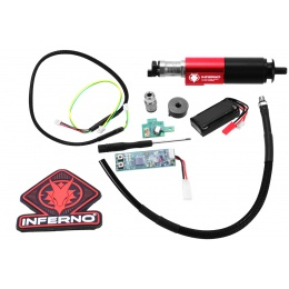 Wolverine INFERNO HPA System for V2 Gearbox M4 series Airsoft AEG