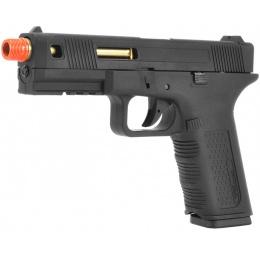 Echo1 Timberwolf Airsoft Xtreme XTR Gas GBB Pistol - Black