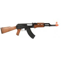 Airsoft CYMA Full Size AK47 AEG Rifle w/ Full Rear Stock AK-47