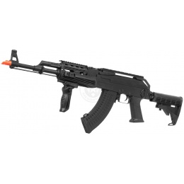 CYMA CM039C AK47 RAS Tactical Airsoft AEG Rifle - BLACK
