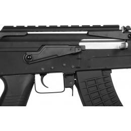CYMA CM039C AK47 RAS Tactical Airsoft AEG Rifle - BLACK