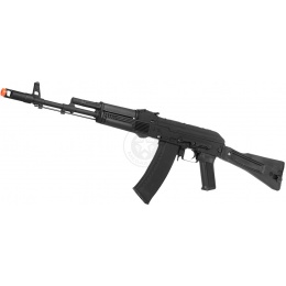 CYMA CM047C AK-74M Airsoft AEG Rifle w/ Side-Folding Stock - BLACK