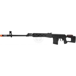 CYMA Full Metal SVD AEG DMR Airsoft Sniper Rifle - CM057A