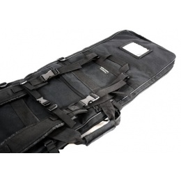 AMA 600D DualStor 38-Inch Deluxe Airsoft Gun Bag - BLACK