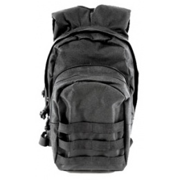 AMA MOLLE Alpha-7 Hydration Pack w/ 2L Bladder - BLACK