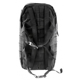 AMA MOLLE Alpha-5 Hydration Pack w/ Bladder Storage - BLACK