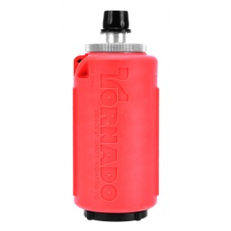 Airsoft Innovation Tornado Impact Grenade - 200 BBs - RED