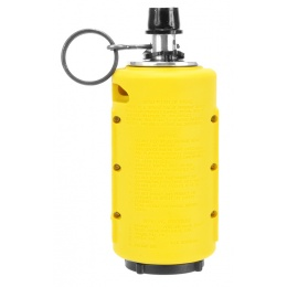 Airsoft Innovation Tornado Timer Grenade - 200 BBs - YELLOW