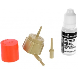 Airsoft Innovations Gun Gas - Propane Adapter Kit