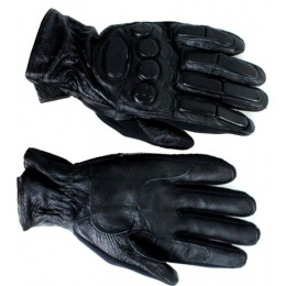 AMA Urban Assault Special Forces NyLex Airsoft Gloves - BLACK