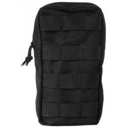 AMA 600D MOLLE Universal Utility/Ammo Pouch - BLACK
