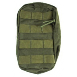AMA 600D MOLLE Universal Utility/Ammo Pouch - OD GREEN