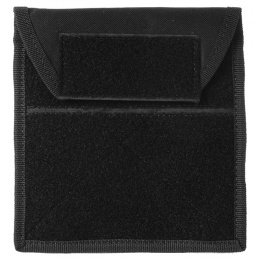 AMA Rugged 600D MOLLE Admin Pouch - BLACK