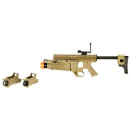 Lancer Tactical Commando MK13 MOD 0 EGLM Gas Grenade Launcher - TAN